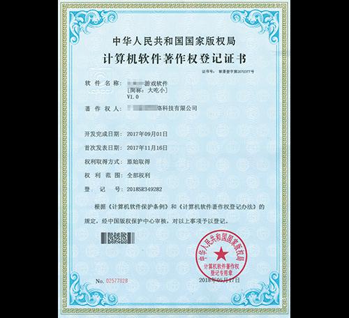软件著作权登记指南